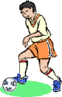 Image of footballer