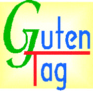 Image of German Text, Gjuten Tag