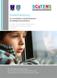 Download Disablist bullying: An investigation of student teachers' knowledge and confidence
