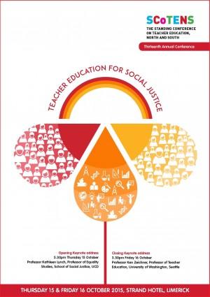 SCoTENS Programme Cover 2015