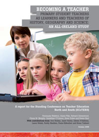 "Download the ""Becoming a Teacher"" Report"