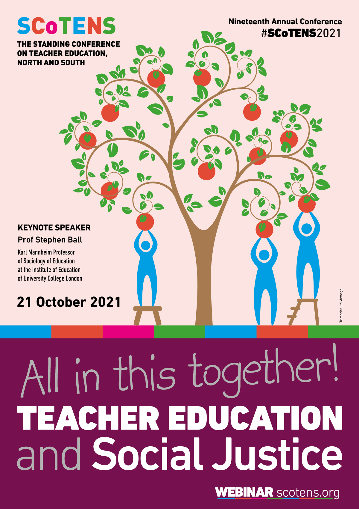All in this together! Teacher Education and Social Justice